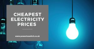 compare electricity prices